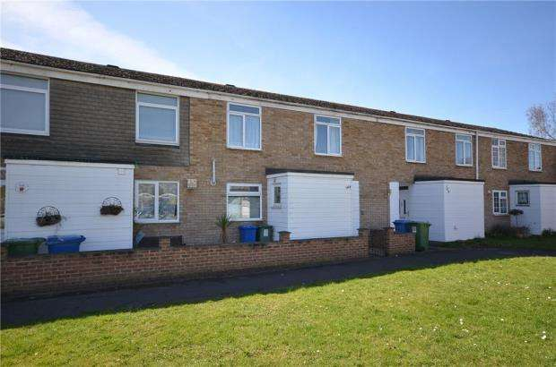 3 Bedrooms Terraced House for sale in Underwood, Bracknell, Berkshire