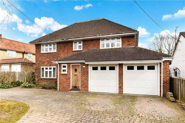 4 Bedrooms Detached House for sale in Wexham Street, Stoke Poges