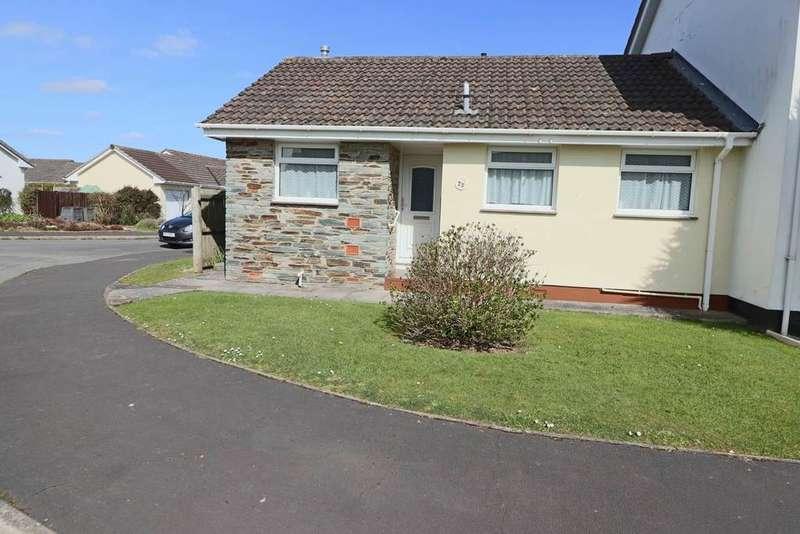 2 Bedrooms Semi Detached Bungalow for sale in Bickington, Barnstaple
