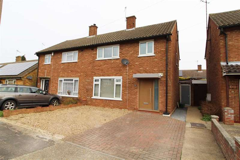 3 Bedrooms Semi Detached House for sale in Holman Crescent, Prettygate, Colchester