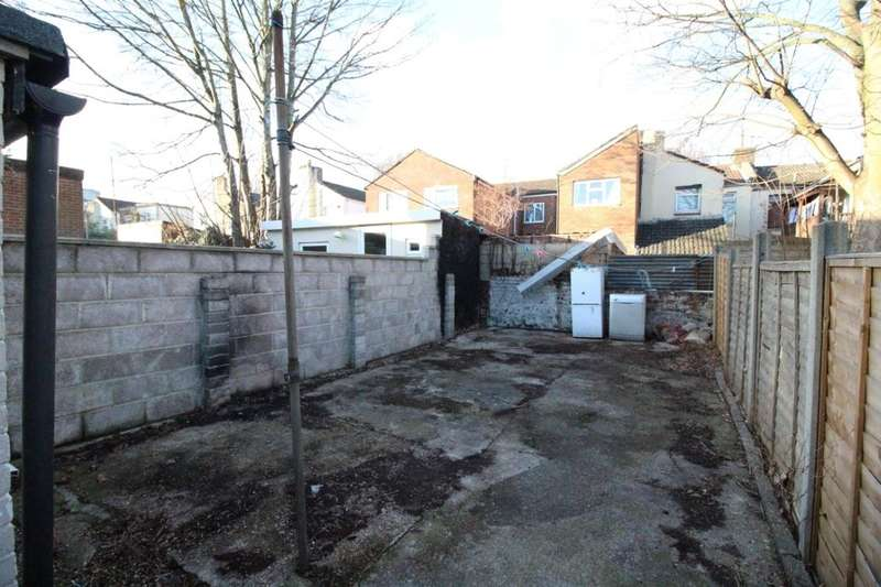 2 Bedrooms Property for sale in Bullar Street, Southampton, SO14