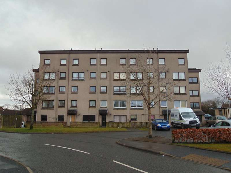 1 Bedroom Flat for sale in Park View, Stoneyburn, Bathgate EH47