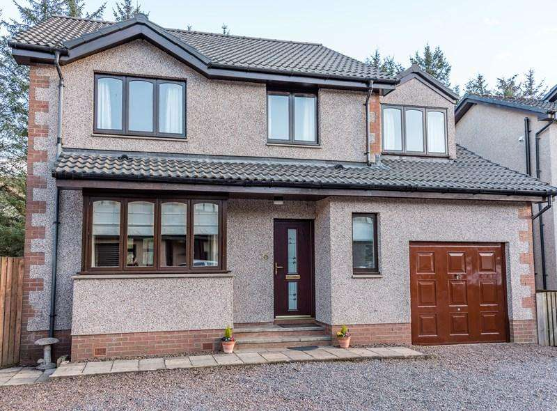 4 Bedrooms Property for sale in 6 Station Yard, Clovenfords, Galashiels, Scottish Borders, TD1 3LT