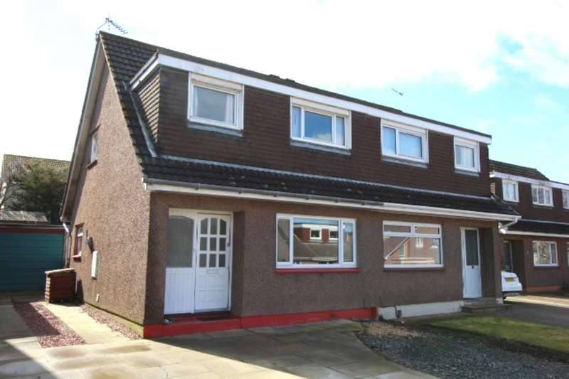 3 Bedrooms Semi Detached House for sale in Bells Burn Avenue, Linlithgow, EH49