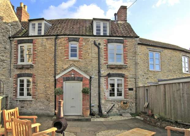 2 Bedrooms Cottage House for sale in 6 Lower Street, Rode, Somerset