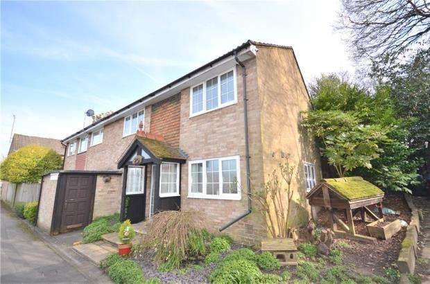 3 Bedrooms Semi Detached House for sale in Swaledale, Bracknell, Berkshire