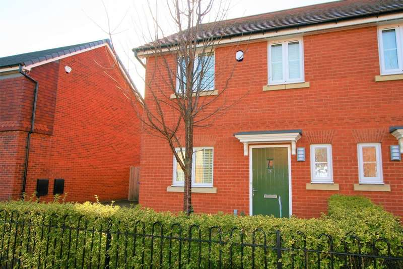 3 Bedrooms Semi Detached House for sale in Kamala Way, Norris Green Village, L11