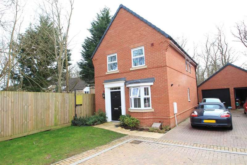 3 Bedrooms Detached House for sale in Franklin Road, Saxmundham