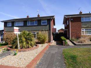 3 Bedrooms Semi Detached House for sale in Grebe Court, Larkfield, Aylesford, Kent
