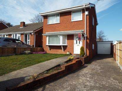 3 Bedrooms Detached House for sale in Mount Park, Bebington, Wirral, Wirral, CH63