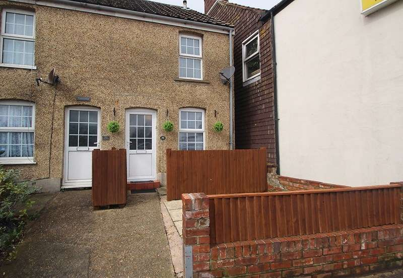 2 Bedrooms End Of Terrace House for sale in Trinity Street, Fareham