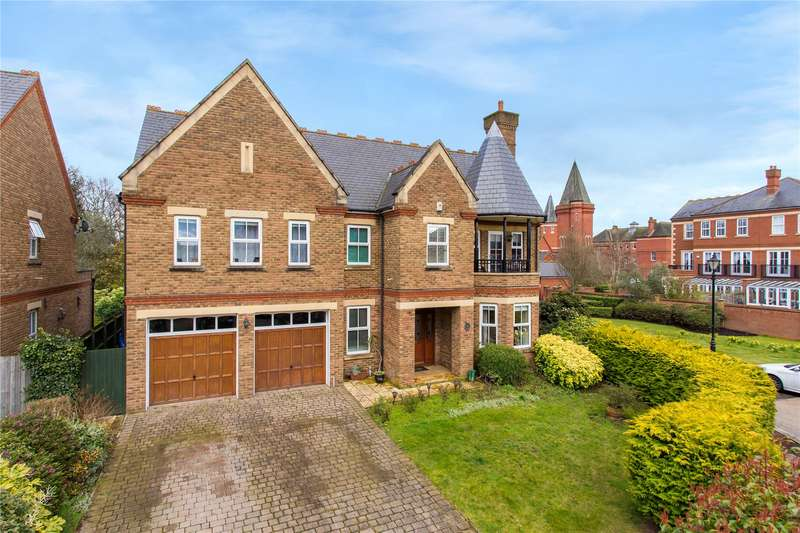 7 Bedrooms Detached House for sale in Clarence Gate, Woodford Green, Essex