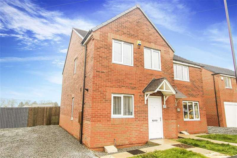 3 Bedrooms Semi Detached House for sale in Mulberry Avenue, Sunderland