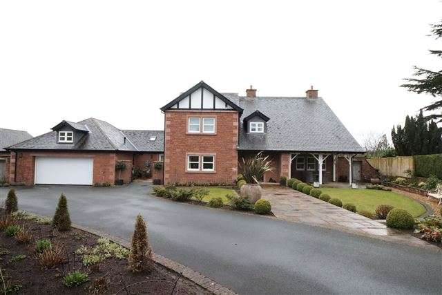 4 Bedrooms Detached House for sale in 14 Scotby Village, Scotby, Carlisle, Cumbria, CA4 8BS