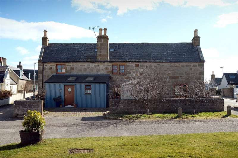 4 Bedrooms Detached House for sale in Dumella House, 190 Findhorn, Forres, Moray, IV36
