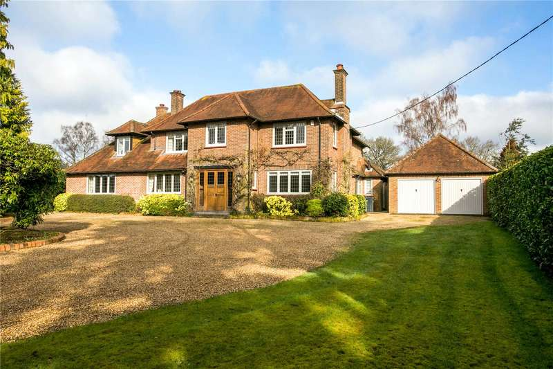 5 Bedrooms Detached House for sale in Chalk Lane, Hyde Heath, Amersham, Buckinghamshire, HP6
