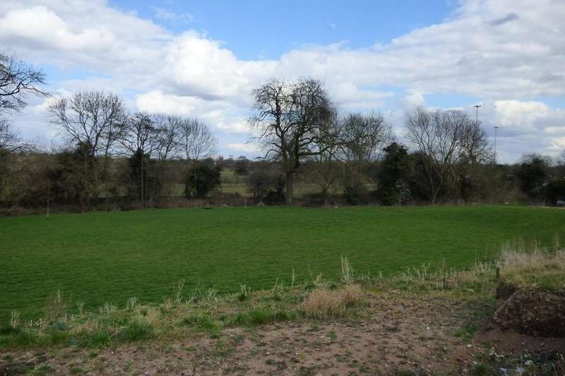 Land Commercial for sale in Building Plot, Claymills Road, Stretton