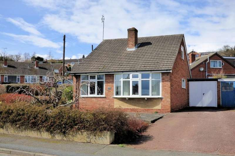 3 Bedrooms Detached Bungalow for sale in Charnwood Road, Burton-on-Trent