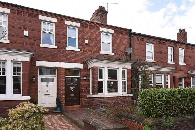 3 Bedrooms Terraced House for sale in London Road, Stockton Heath