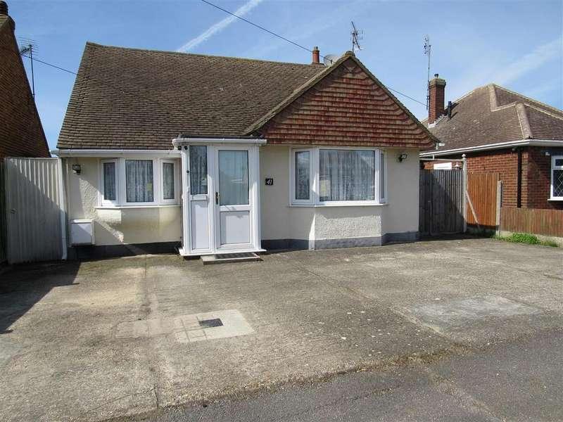 4 Bedrooms Detached Bungalow for sale in Chestnut Drive, Herne Bay
