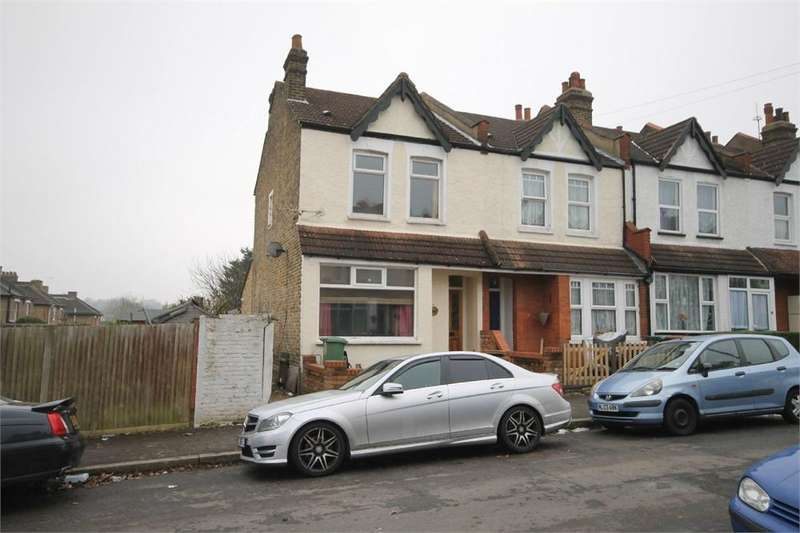 3 Bedrooms End Of Terrace House for sale in Oliver Road, SUTTON, Surrey