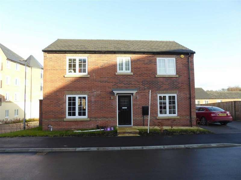 4 Bedrooms Detached House for sale in Rutland Court, Leeds, West Yorkshire, LS12
