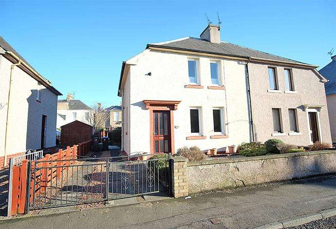 3 Bedrooms Semi Detached House for sale in 7 The Tofts, Kelso, TD5 7BT