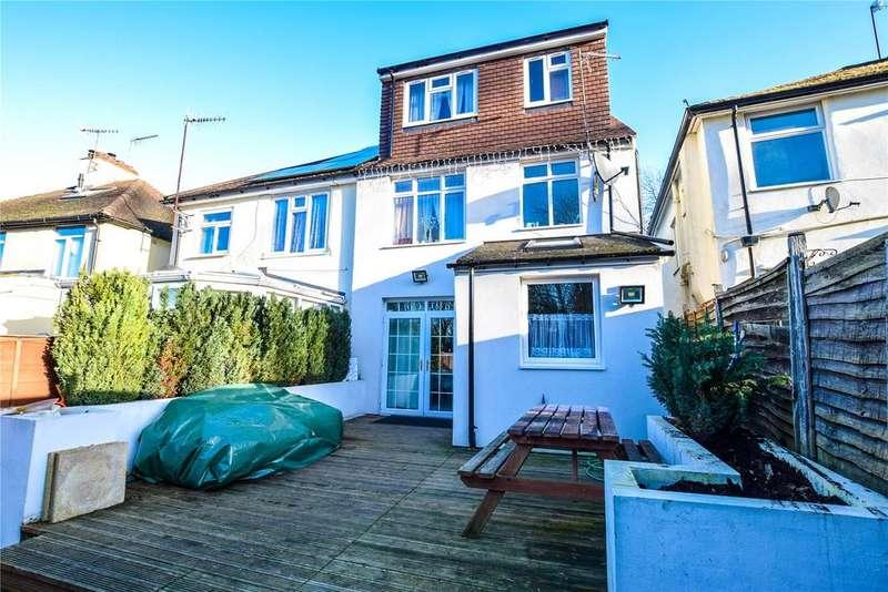 4 Bedrooms Semi Detached House for sale in Lawn Lane, Hemel Hempstead, Hertfordshire, HP3