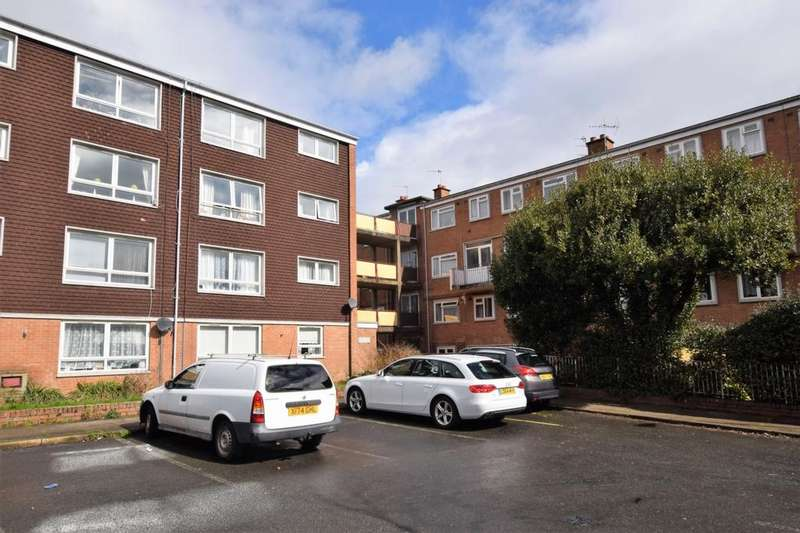 1 Bedroom Flat for sale in Prospect Place, St.Thomas, EX4