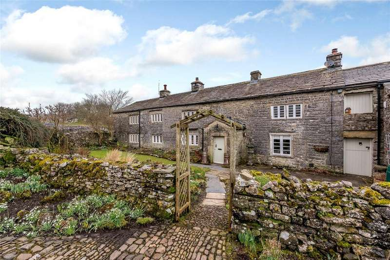 5 Bedrooms Detached House for sale in Selside, Settle, North Yorkshire, BD24