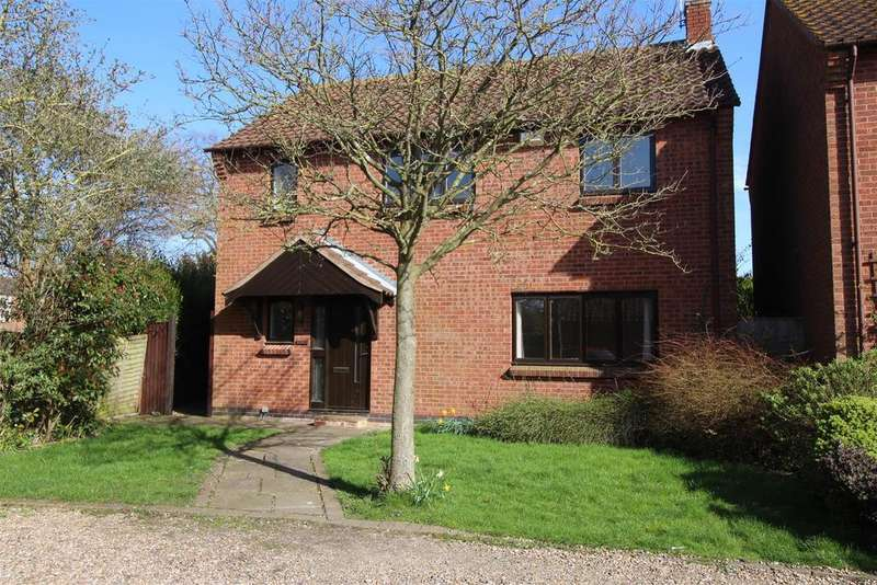 4 Bedrooms Detached House for rent in The Capes, Aslockton, Nottingham
