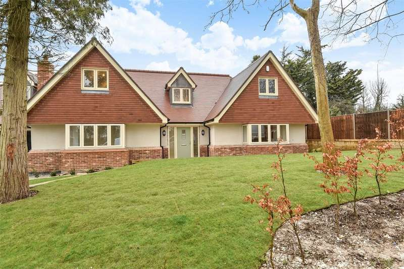 4 Bedrooms Detached House for sale in Headbourne Worthy, Winchester
