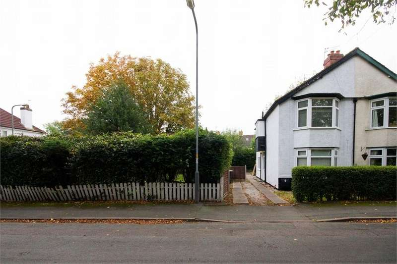 3 Bedrooms Semi Detached House for sale in Merridale Avenue, WOLVERHAMPTON, West Midlands