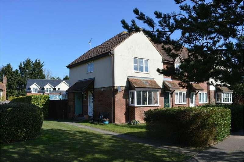 3 Bedrooms End Of Terrace House for sale in 10 Benskins Close, Berden, Bishops Stortford