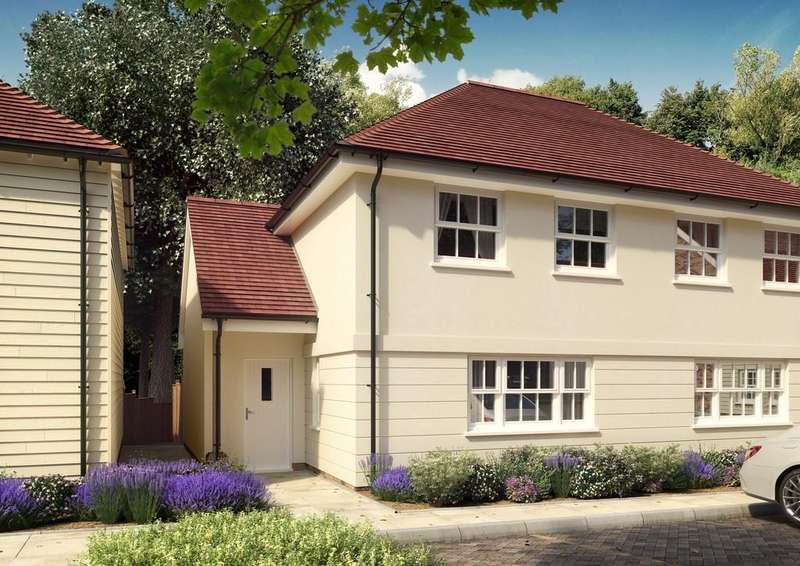 3 Bedrooms Semi Detached House for sale in PLOTS 4 5, BIRCH COURT, SCHOOL CLOSE