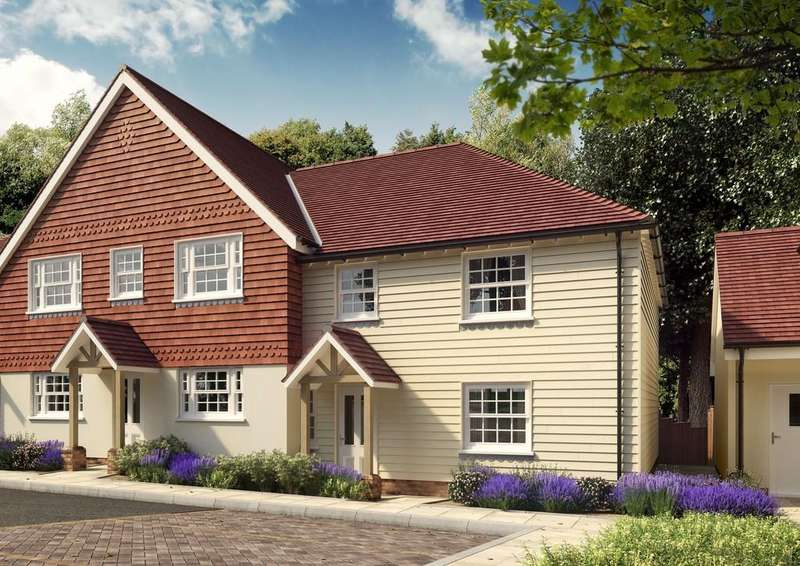 3 Bedrooms End Of Terrace House for sale in PLOT 3, BIRCH COURT, SCHOOL CLOSE