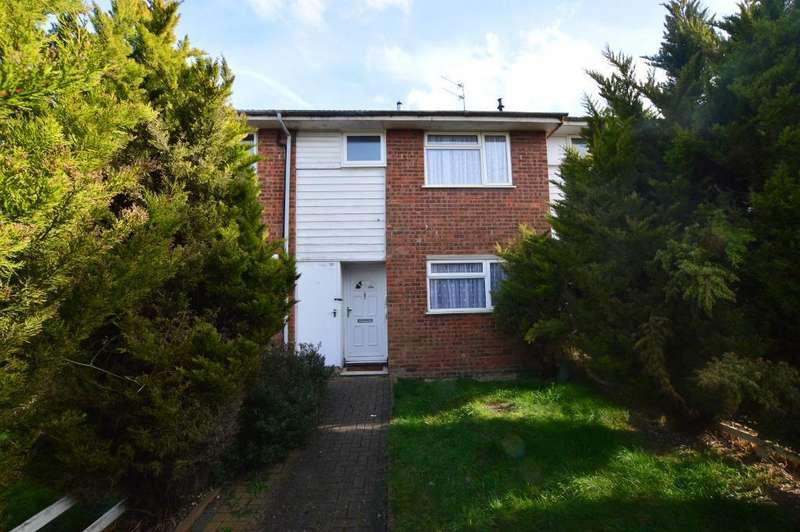 3 Bedrooms Terraced House for sale in Rosedale Close, Luton, LU3 3AP