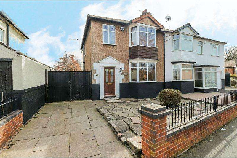 3 Bedrooms Semi Detached House for sale in Horseley Road, Tipton