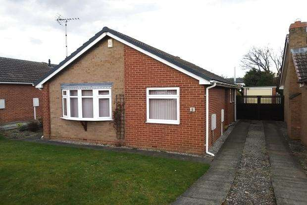 3 Bedrooms Detached Bungalow for sale in Finsbury Road, Bramcote, Nottingham, NG9