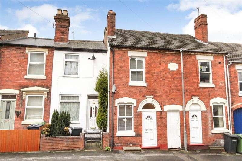 3 Bedrooms Terraced House for sale in George Street, Kidderminster, DY10