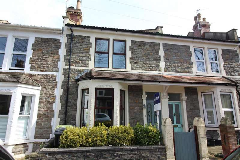 3 Bedrooms Terraced House for sale in Stanbury Avenue, Fishponds, Bristol, BS16 5AN