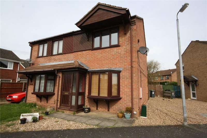 2 Bedrooms Semi Detached House for sale in Cliffe Avenue, Ruskington, Sleaford, Lincolnshire, NG34