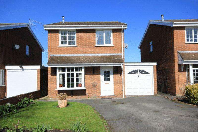 3 Bedrooms Detached House for sale in Java Crescent, Trentham
