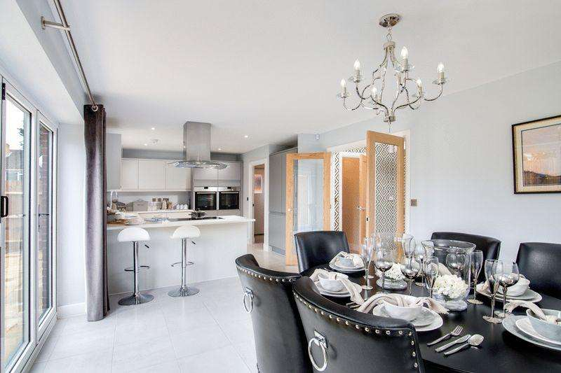 4 Bedrooms Detached House for sale in Portland Road, Aldridge