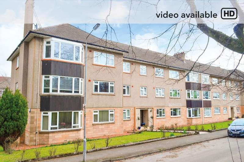 3 Bedrooms Flat for sale in Chesterfield Court, 1240 Great Western Road, Kelvindale, Glasgow, G12 0BJ