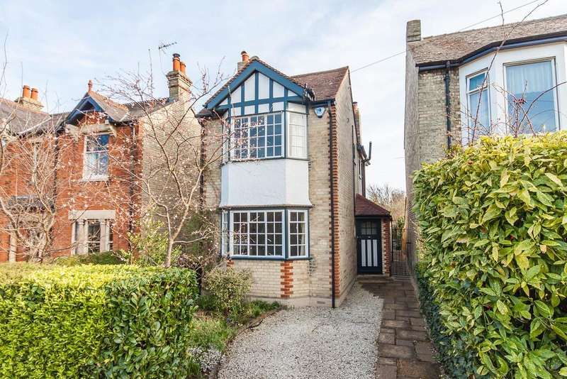 3 Bedrooms Detached House for sale in Blinco Grove, Cambridge
