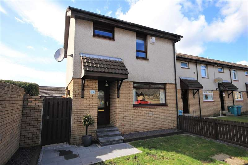 2 Bedrooms Terraced House for sale in Bluebell Gardens, Motherwell