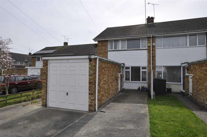 3 Bedrooms End Of Terrace House for sale in Sunrise Avenue, Chelmsford