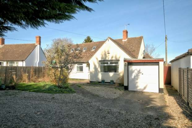 4 Bedrooms Detached Bungalow for sale in Crown Road South Oxfordshire