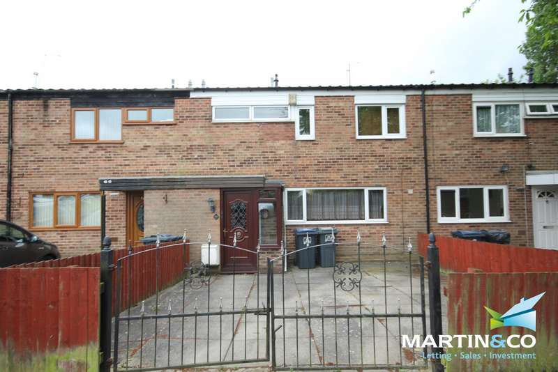 3 Bedrooms Terraced House for sale in Ralphs Meadow, Bartley Green, B32
